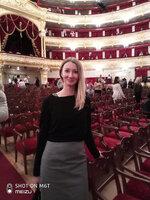 Russian brides #1133134 Anastasia 33/170/53 Moscow