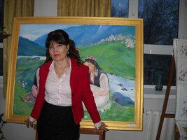 Russian brides #928705 Firuza 47/158/56 Fergana
