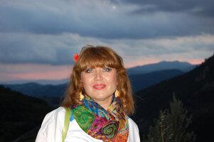 Russian brides #932663 Svetlana 49/170/75 Terni