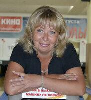 Russian brides #971694 Larisa 50/167/75 Krivoy Rog