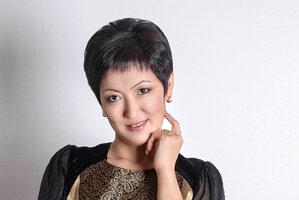 Russian brides #975573 Aigul 42/168/55 Bishkek